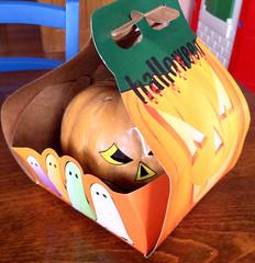 Commercial Halloween Pumpkin
