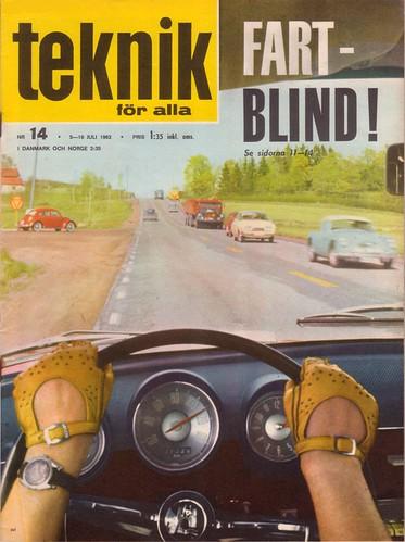 är vänstern fartblind?