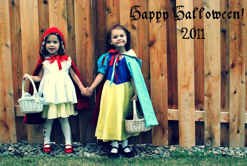 halloween girls 2011