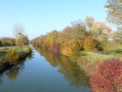 Le canal des Ardennes à Condé 10.2011 (ardoise08) Tags: automne canal ardennes argonne canaldesardennes
