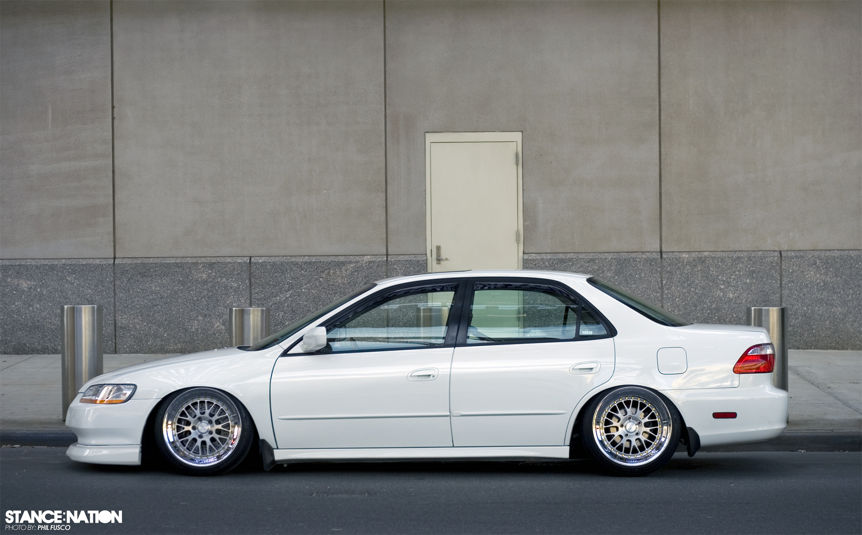 Fresh Proper Accord Sedan Stancenation Form Function