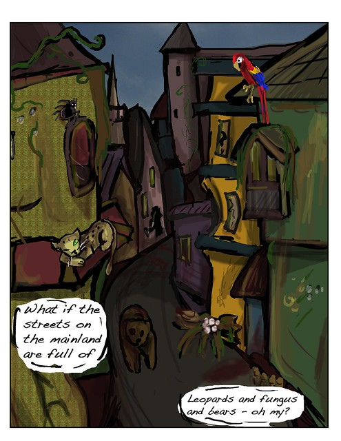 Weird Comic Episode 1--Page_2