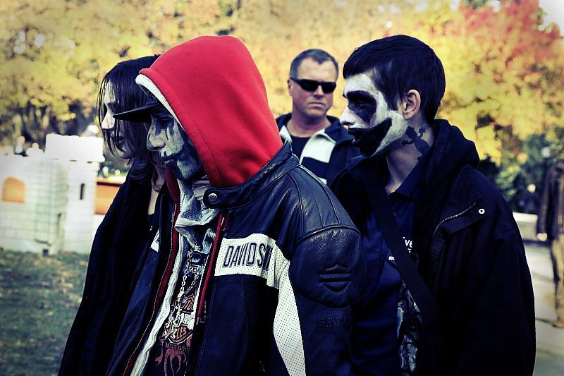 Occupy Halloween