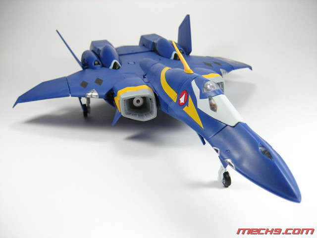 Yamato 1/60 YF-21 Transformation manual