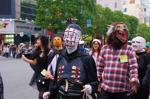 KAWASAKI HALLOWEEN 2011 Parade IMGP8498