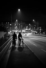 November night (gato-gato-gato) Tags: street leica november winter bw white black blanco digital person 50mm schweiz switzerland abend flickr suisse f14 strasse zurich negro hard streetphotography pedestrian rangefinder human zürich escher svizzera weiss zuerich manualfocus asph schwarz dunkel onthestreets passant m9 züri mensch langstrasse kreis5 zurigo werd kreis4 fussgänger manualmode zueri industriequartier aussersihl wyss summiluxm strase gewerbeschule kreischeib manuellerfokus gatogatogato leicasummiluxm50mmf14asph fusgänger leicam9 gatogatogatoch wwwgatogatogatoch