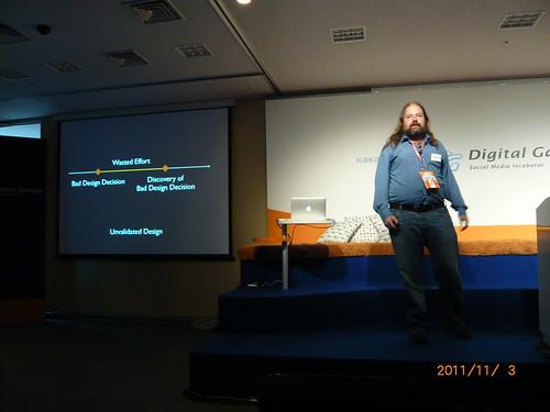 #NCC2011F Keynote by Ian McFarland