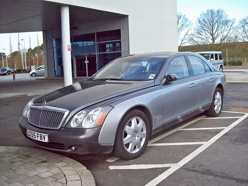 153 Maybach 57 (2002-on)