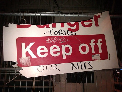 Tories Keep Off OUR NHS