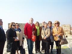 Με τον αρχιτέκτονα κ. Κονιόρδο (Σ.Φ.Α.Μ. Θεσσαλονίκης) Tags: greece πύργοστριγωνίου thessalonikiθεσσαλονίκη σύνδεσμοστωνφίλωναρχαιολογικούμουσείουθεσσαλονίκησ
