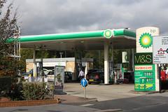 BP, New Addington London. (EYBusman) Tags: new wild london station kent cafe ultimate garage bean gas marks ms service british petrol gasoline spencer bp filling petroleum addington eybusman