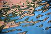 Reflection in Venice (thorrisig) Tags: ocean blue venice italy color colour reflection art nature water artist list abstraction colos náttúra feneyjar þorri thorri gulur blátt dorres ítalía speglun litir blár listaverk listamaður sigurgeirsson endurkast þorfinnur thorfinnur thorrisig þorrisig thorfinnursigurgeirsson þorfinnursigurgeirsson
