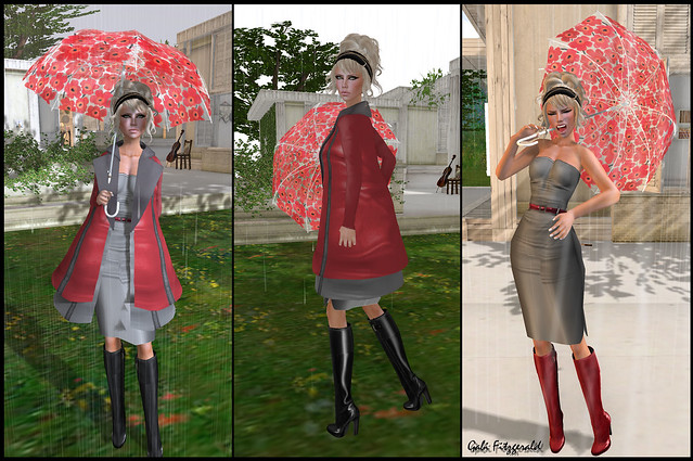 LpD new release 3 - Winter Dress and coat