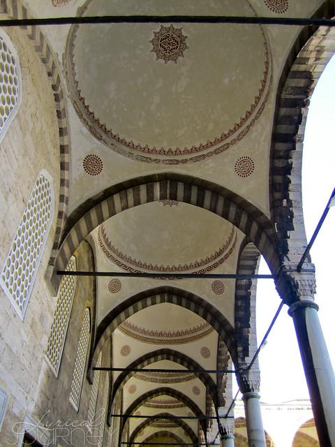 Blue mosque 7