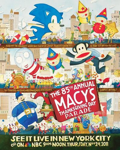 Macy's Poster