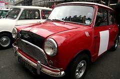 Austin Mini Cooper S (misund007) Tags: uk england london regentstreet londonmotorshow worldcars austinminicoopers