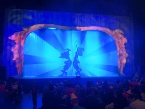 PandF Stage