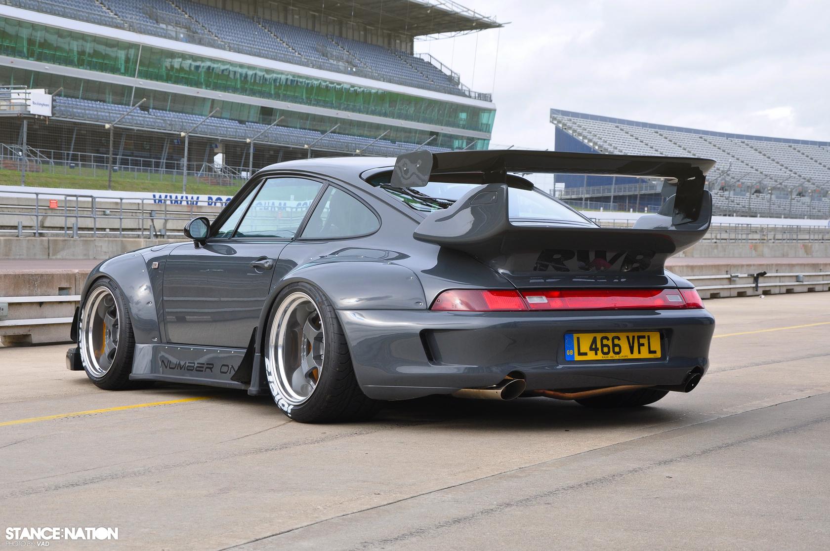 A Unique Rwb Porsche