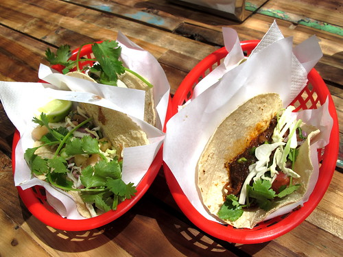 Tacos baskets