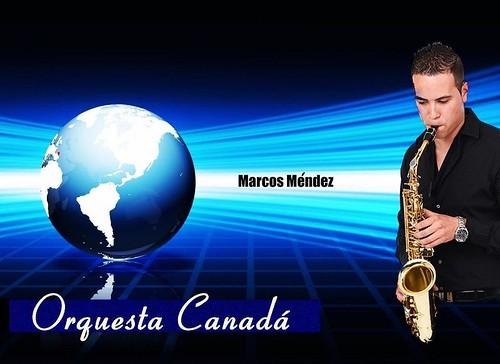 Orquesta Canadá 2012 - Marcos Méndez