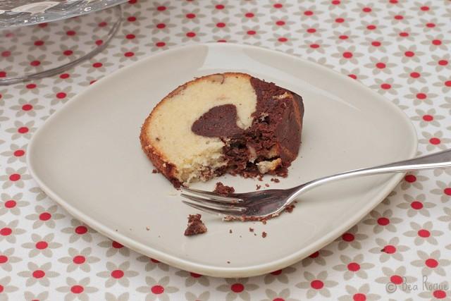 Wlnut bundt cake