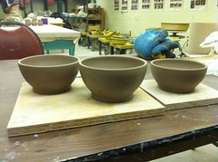 Trio of Bowls
