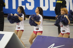 Cheerleaders, Montreal Alouettes, Sony A55, Minolta 500mm Reflex Lens, Montreal, 13 November 2011 (32) (proacguy1) Tags: cheerleaders montreal cheer cheerleading montrealalouettes cherleader sonya55 minolta500mmreflexlens 13november2011