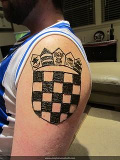 Croatian crest