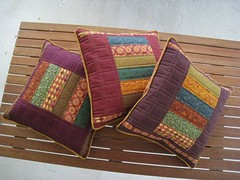 cushion fronts