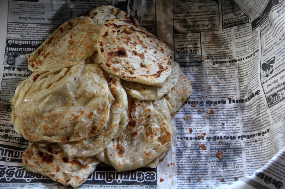 Paratha - Sri Lanka