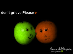 dont grieve Please (Nourah Almajaishy) Tags: please pic oranges  grieve dont nourah     almgishy