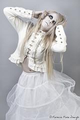 Faithless hope (Nat Mora Domingo -Enmede-) Tags: galway beauty make up fashion dark photographer nieve negra vanesa jimenez enemede