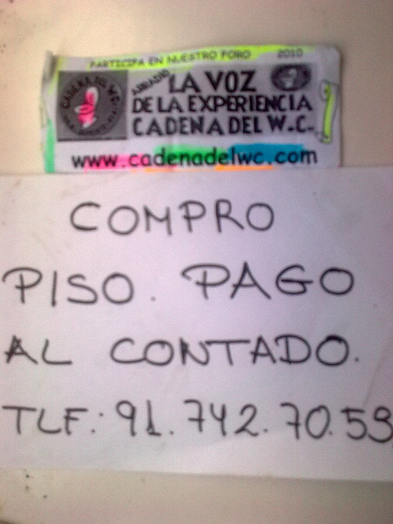 The world 39 s best photos of demente and piso flickr hive mind - Compro vendo regalo la palma ...