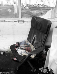 Ferodo : Coke & Porn (norman preis) Tags: dmeurig 2011 cymru wales explore ferodo factory plant dissused abandoned derelict friction dynamics proposed prison bluefield caernarfon gwynedd industrial dispute brakelining breakpads manufacturing menaistrait lonlas asbestos asbestosis transportandgeneralworkersunion october hydref derelicte urbex uk dafydd meurig