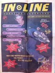 Inline magazine