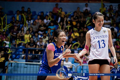 S74 ADMU vs ust Vball R1-32 (thelimitdne) Tags: volleyball 74 ateneo uaap admu womensvolleyball ladyeagles dendenlazaro alyssavaldez