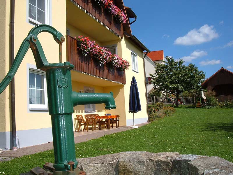 Ferienhof Hausmann - Brunnen