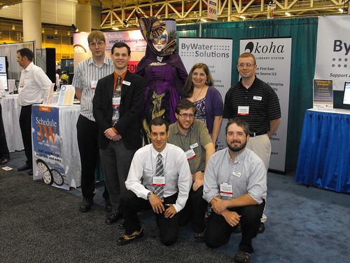 ByWater Solutions at ALA 2011