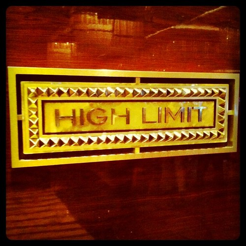 High Limit, Las Vegas