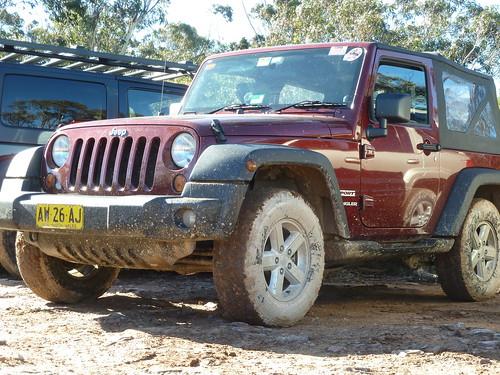 jeep offroad 4x4 sydney australia 4wd