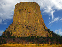 Devil's Tower (JimBoots) Tags: 2005 wyoming