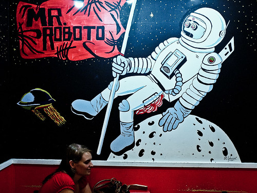 Mr Roboto Tokyo Grill