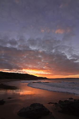 Workman's Beach Sunset