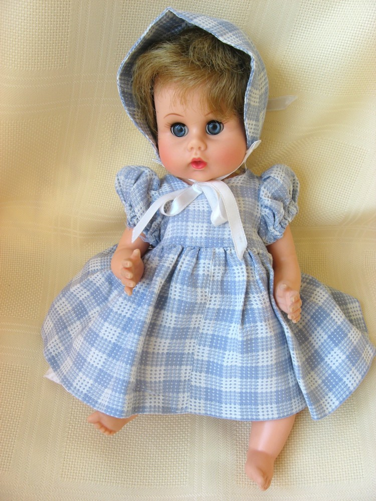 Teeny Tiny Tears Doll Regal 1965 Drinks Wets