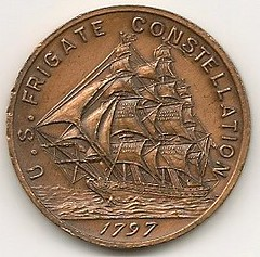Constellation Medal obverse
