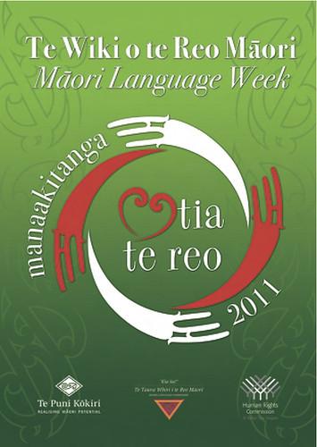 Manaakitanga Bi-lingual Booklet