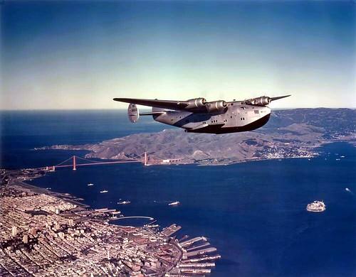 Boeing 314 Clipper, Pan Am