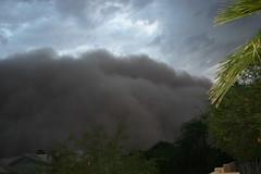 Epic Haboob approaching Ahwatukee Foothills, July 2011 (Stephen Mellentine) Tags: arizona monsoon dust ahwatukee 2011 haboob