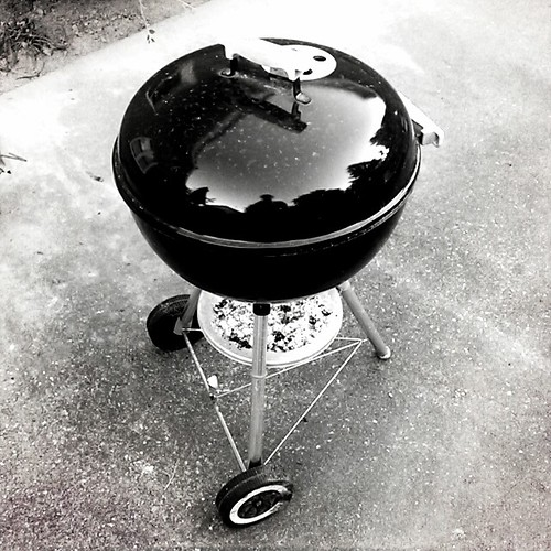 First Grillin of the Summer