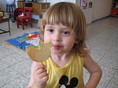 יהלי מדגמן עוגיה (Danjas) Tags: mail יהלי ברווז מאכלים עוגיה יהלילרוםנוי יהליקו